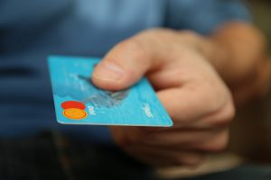 Don't go overboard with your credit cards!