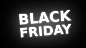 Black Friday is fast approaching, and this means huge sales at retailers everywhere.