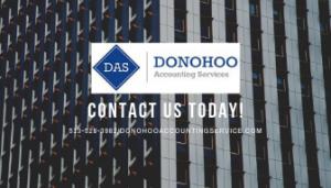 contact Donohoo Accounting